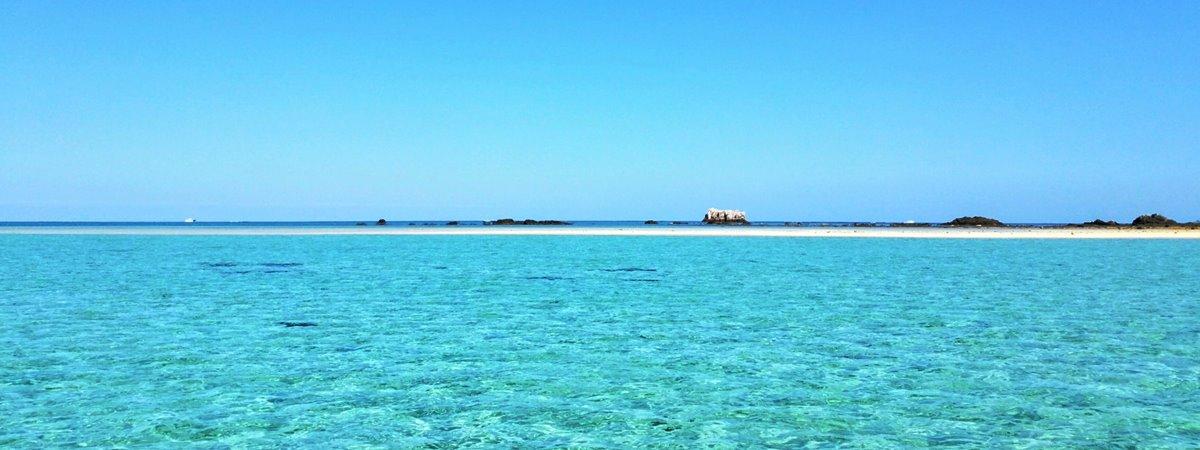幻の島について