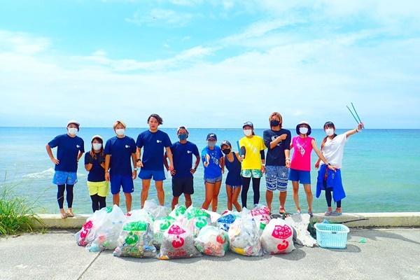 サンゴを守る活動
