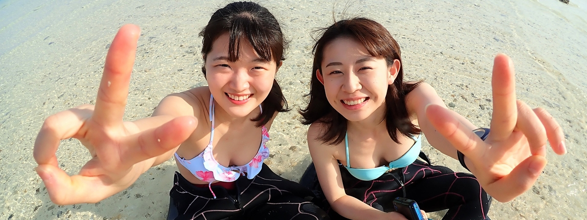 石垣島マリンアクティビティツアーのスケジュール