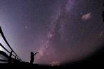 石垣島の夕暮れ