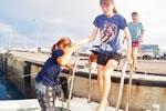 石垣港から乗船