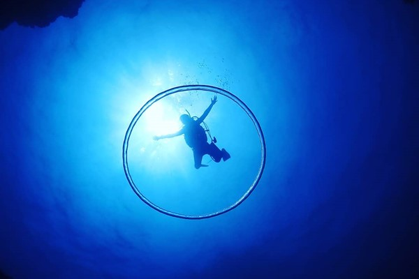 初心者専門店ダイビングスクールあつまるの「安全性について」