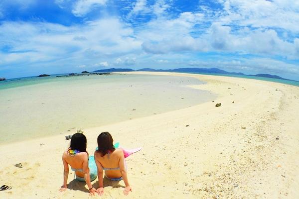 幻の島上陸ツアー