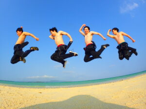石垣島 幻の島